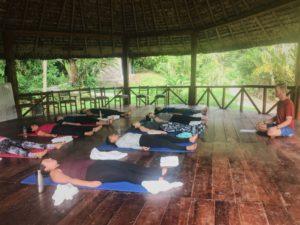 yoga in the amazon @joe_yoga